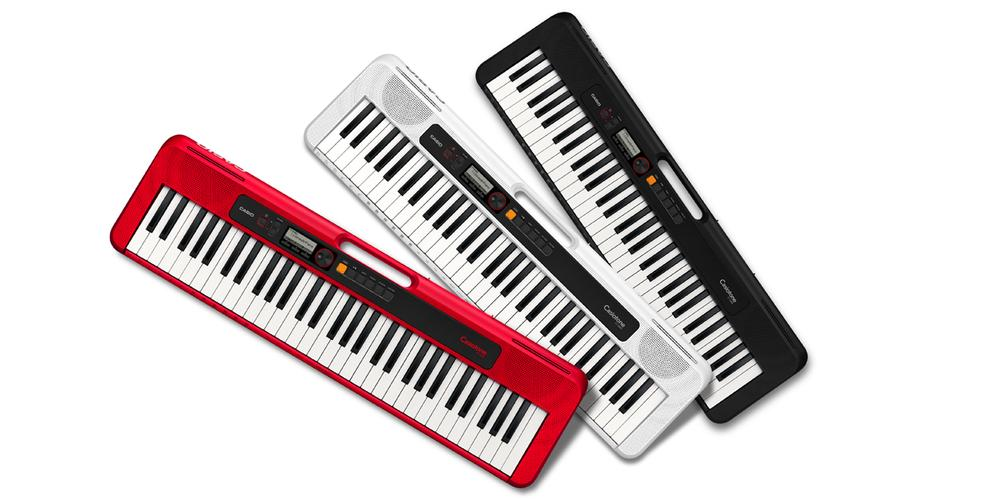 Casiotone Keyboard CT-S200 Red