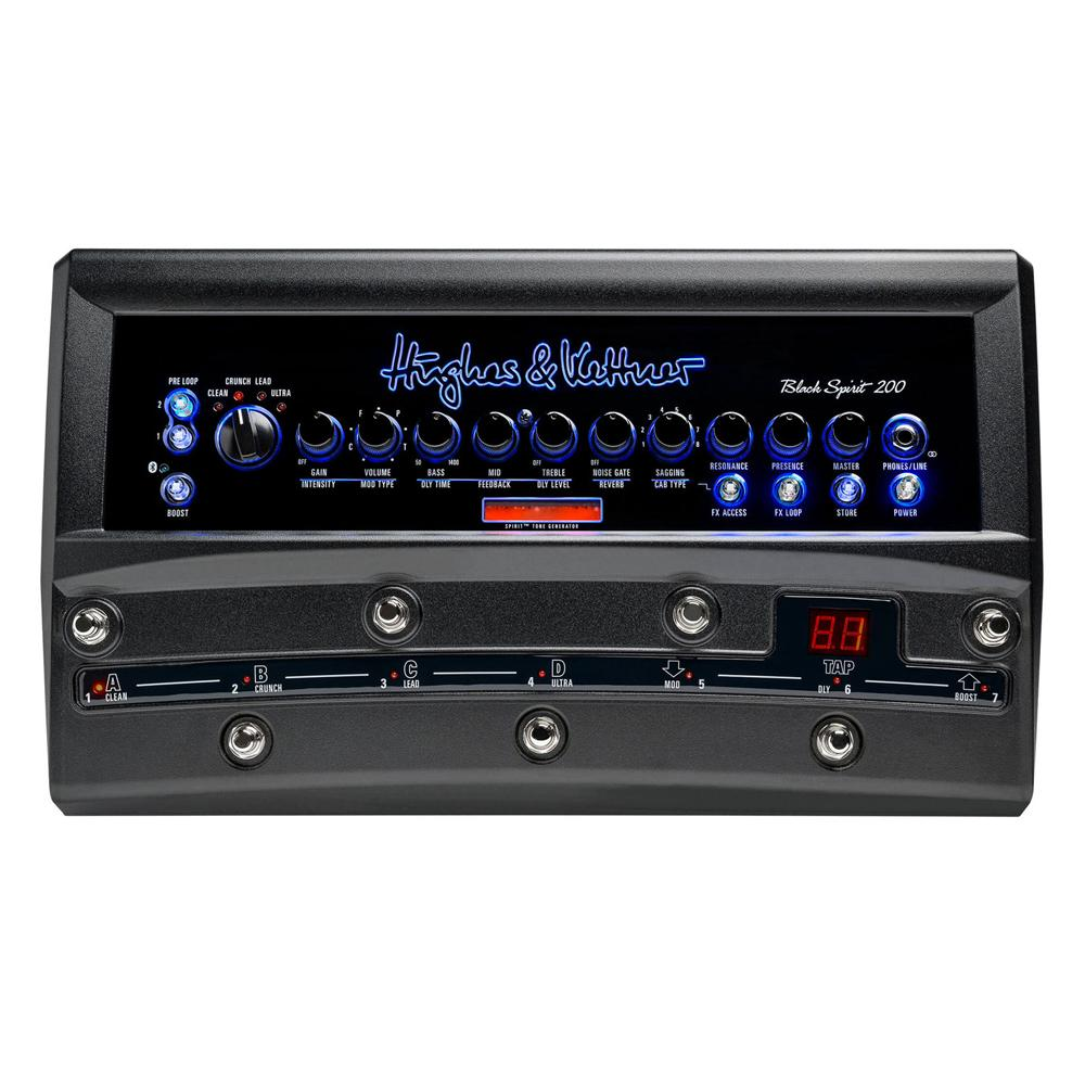 Black Spirit SP200F  Floor pedal ( standard price 899.- )