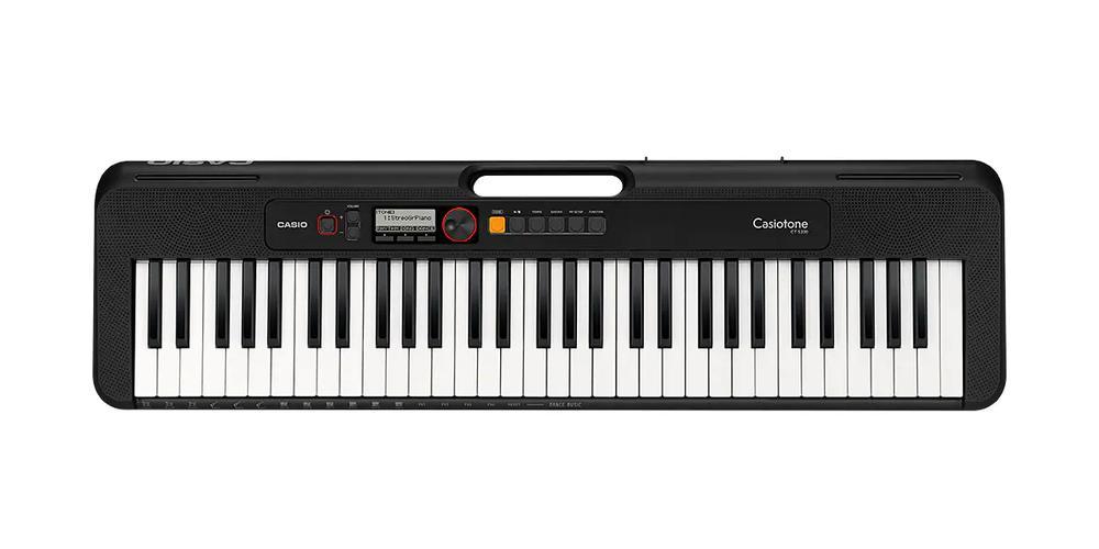 Casiotone Keyboard CT-S200 Black