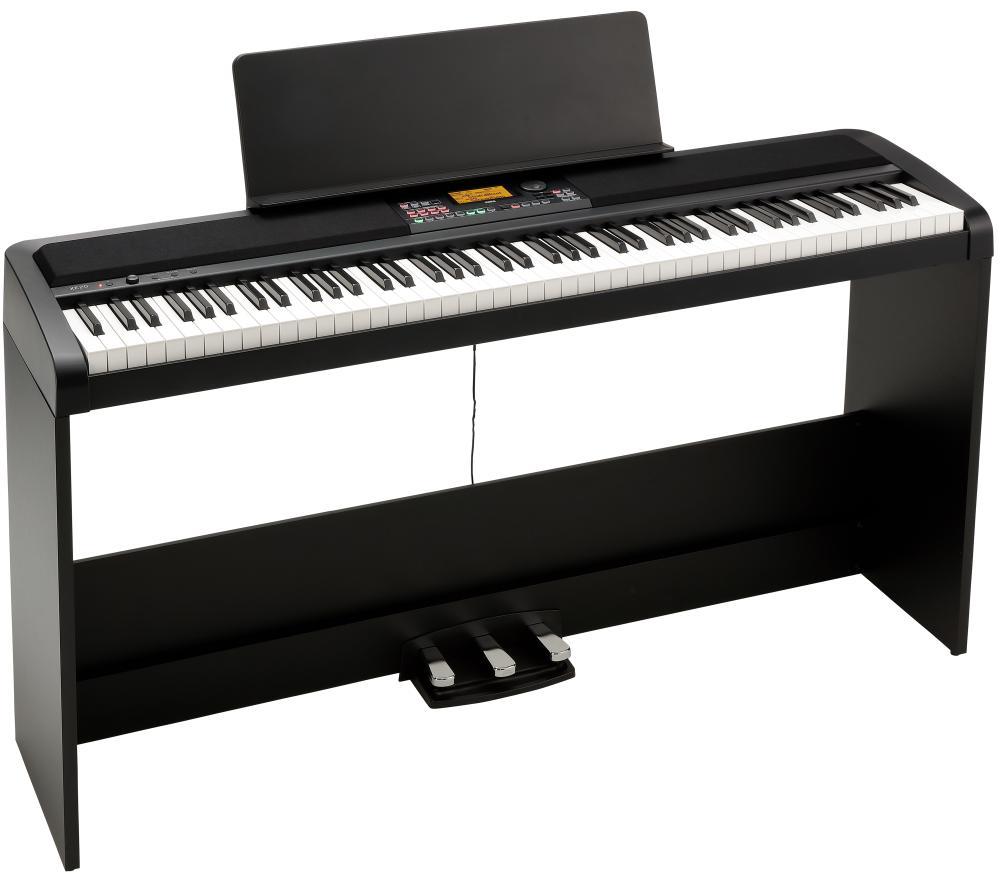 Digital Arranger Piano, 88 key, incl. Stand + 3-pedal unit (announced September 2020)