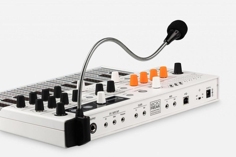 Microfreak Vocoder Edition Monophonic Analog Synthesizer