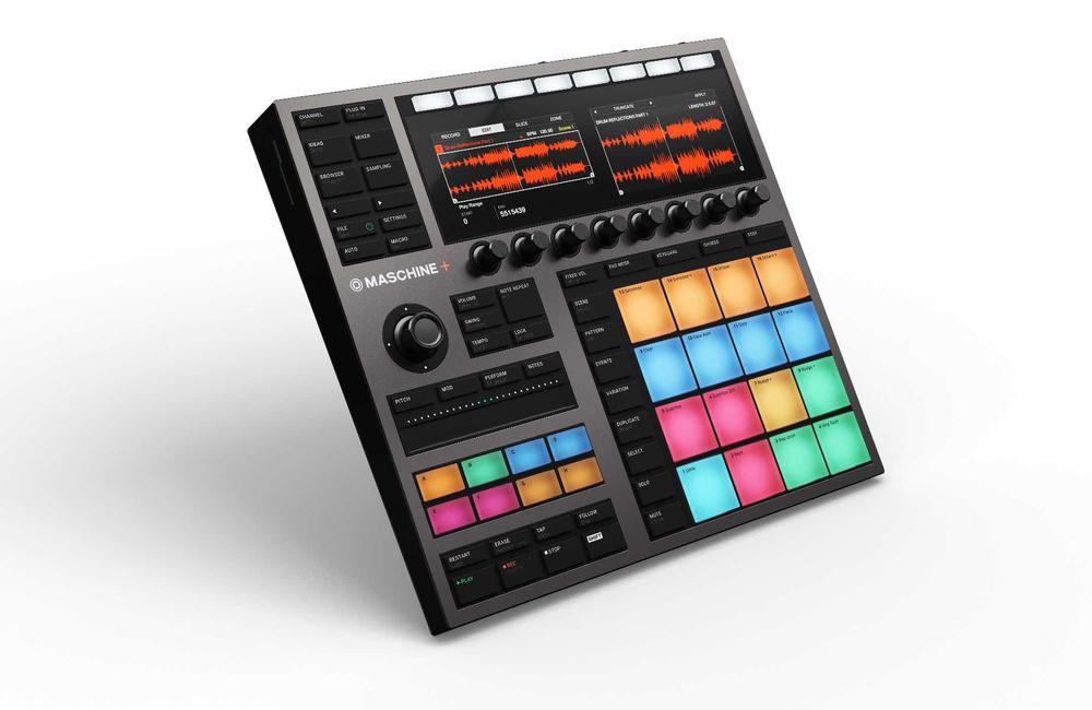 Maschine +  Standalone Groovebox