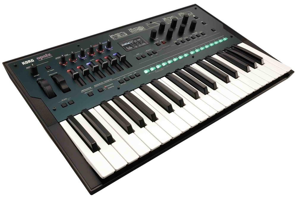 KORG Synthesizer, digital, FM synthesis, 37 keys