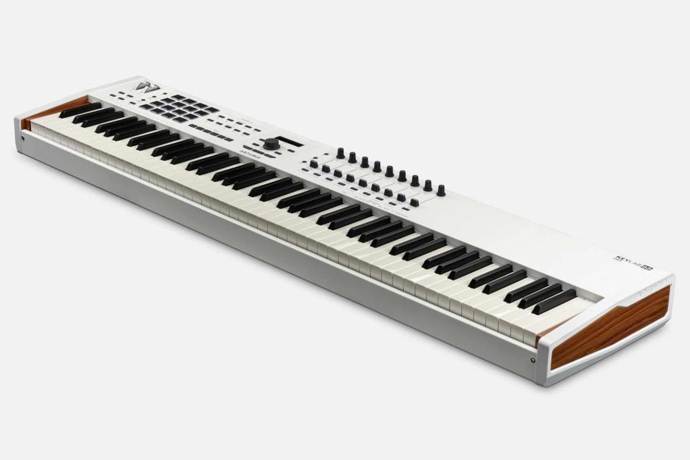 KeyLab MKII 88 Midi Keyboard Controller # White