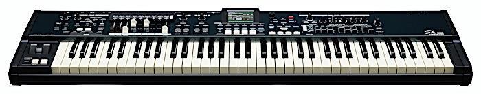 Digital Portable Organ 73 keys